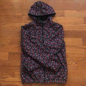 Women's Volcom raincoat